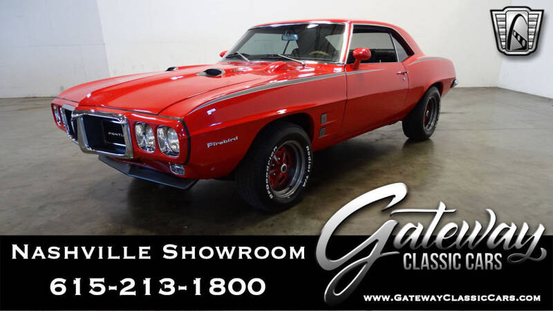 1969 Pontiac Firebird for sale in La Vergne, TN