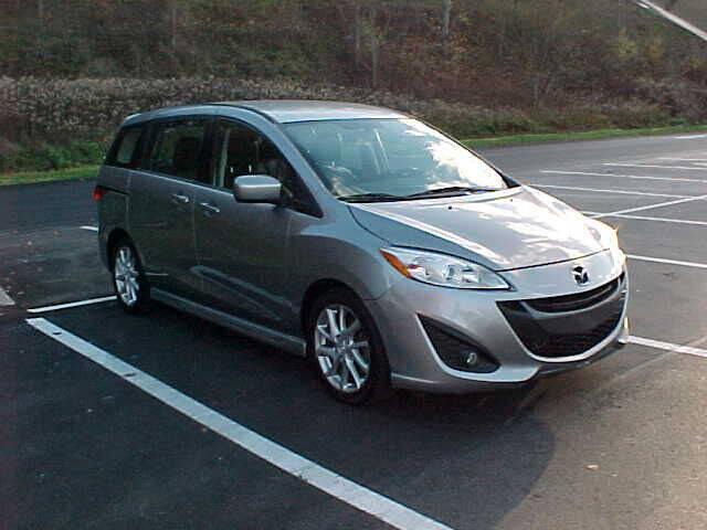 2012 Mazda MAZDA5 Touring 4dr Mini-Van - Pittsburgh PA