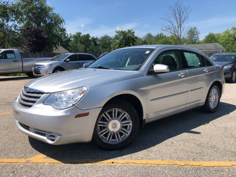 2008 Chrysler Sebring for sale at J's Auto Exchange in Derry NH