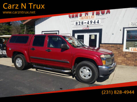 2004 Chevrolet Colorado for sale at Carz N Trux in Twin Lake MI