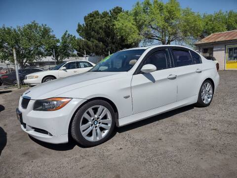 2007 BMW 3 Series for sale at Larry's Auto Sales Inc. in Fresno CA