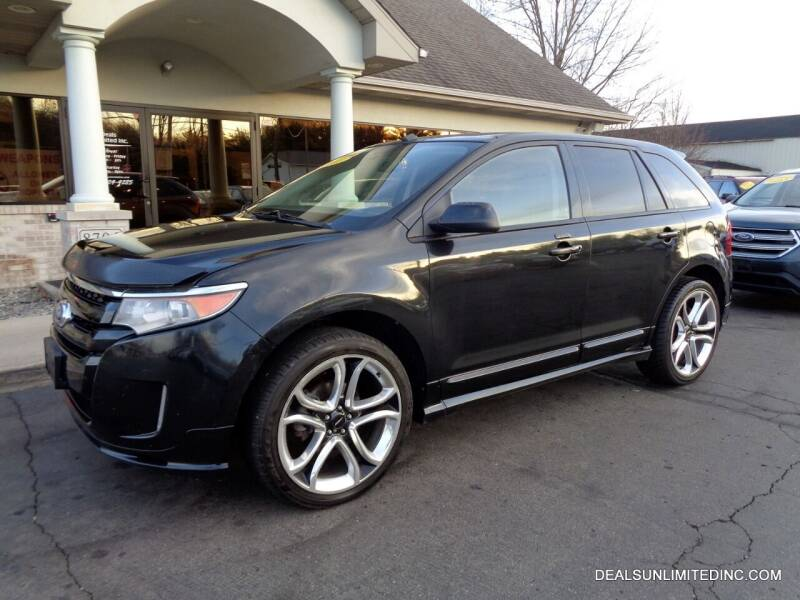 2011 Ford Edge for sale at DEALS UNLIMITED INC in Portage MI