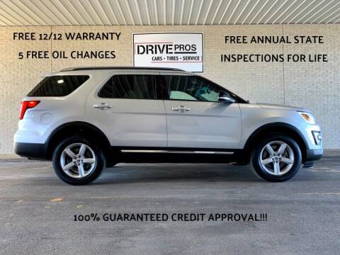 2016 Ford Explorer for sale at Drive Pros in Charles Town WV