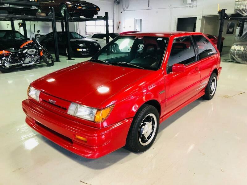 1988 Isuzu I-Mark for sale at M4 Motorsports in Kutztown PA