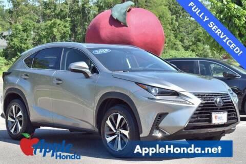 2018 Lexus NX 300 for sale at APPLE HONDA in Riverhead NY
