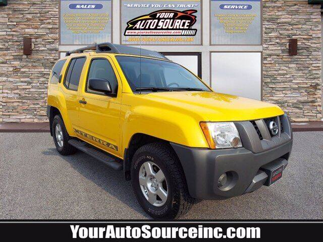 2007 Nissan Xterra for sale at Your Auto Source in York PA