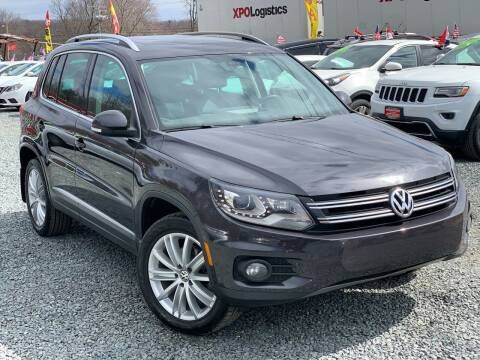 2016 Volkswagen Tiguan for sale at A&M Auto Sale in Edgewood MD