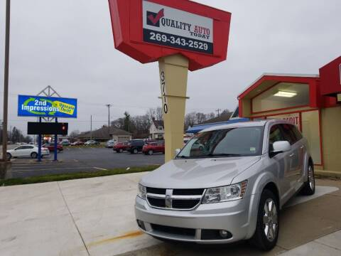 2009 Dodge Journey for sale at Quality Auto Today in Kalamazoo MI