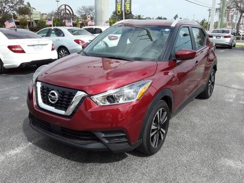2020 Nissan Kicks for sale at YOUR BEST DRIVE in Oakland Park FL
