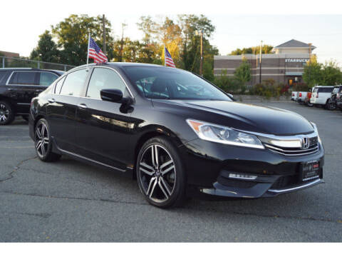 2017 Honda Accord for sale at Classified pre-owned cars of New Jersey in Mahwah NJ