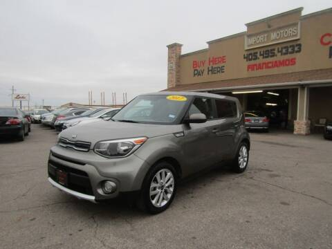 2017 Kia Soul for sale at Import Motors in Bethany OK