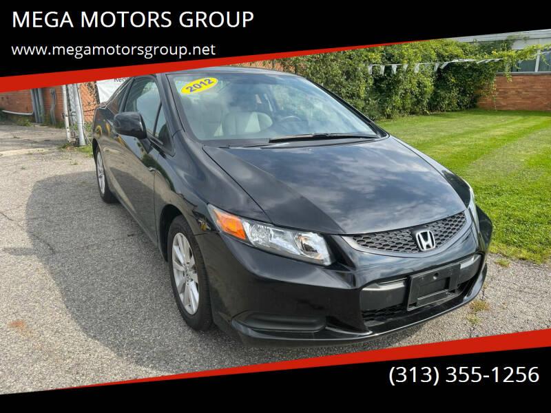 2012 Honda Civic for sale in Redford, MI