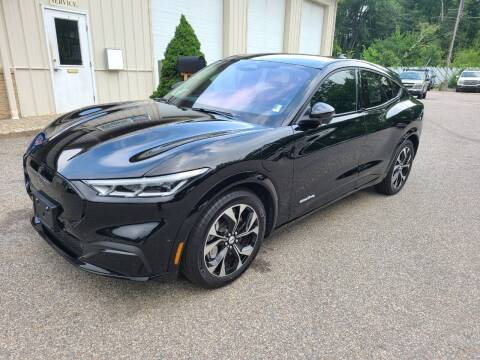 2021 Ford Mustang Mach-E for sale at Medway Imports in Medway MA
