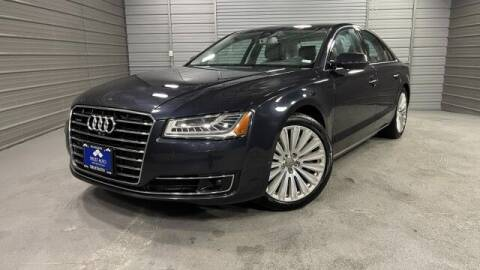 2015 Audi A8 for sale at TRUST AUTO in Sykesville MD