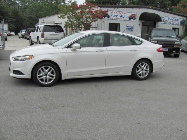 2014 Ford Fusion for sale at Pure 1 Auto in New Bern NC