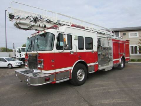 2002 Other Spartan Gladiator FF 75' Ladde for sale at NorthStar Truck Sales in Saint Cloud MN