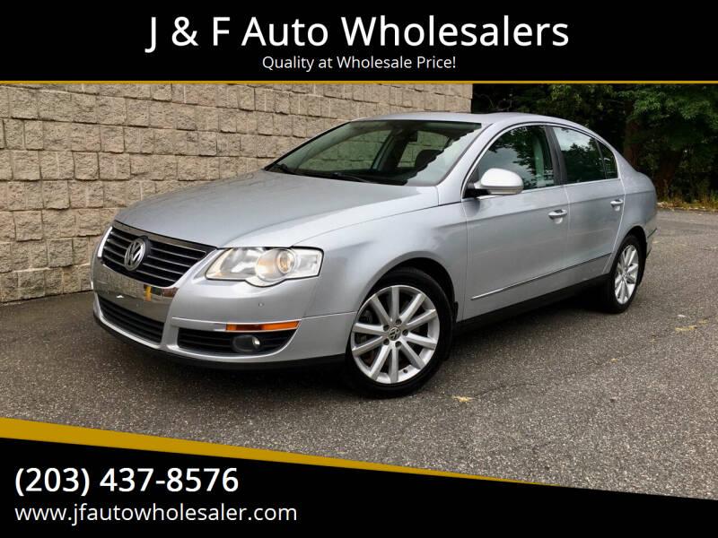 2007 Volkswagen Passat for sale at J & F Auto Wholesalers in Waterbury CT