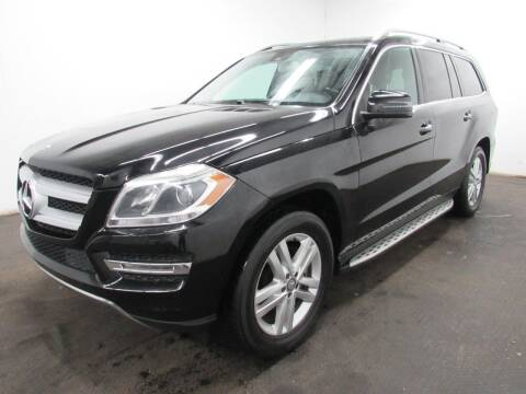 2016 Mercedes-Benz GL-Class for sale at Automotive Connection in Fairfield OH