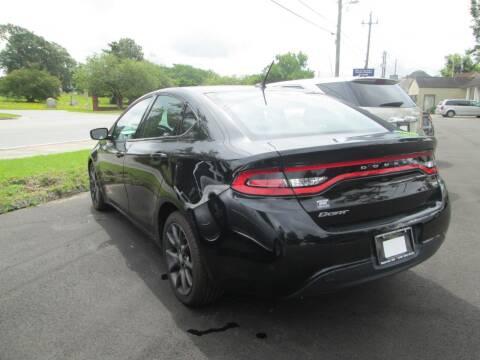 2016 Dodge Dart for sale at Downtown Motors in Macon GA