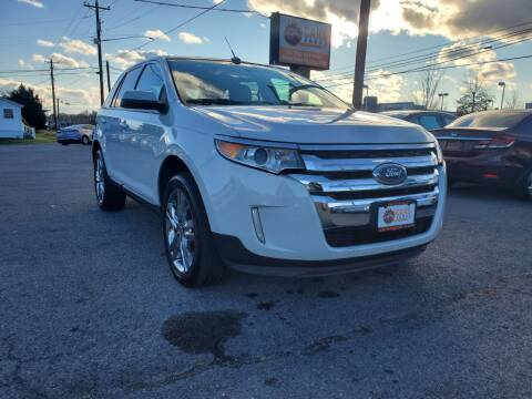 2013 Ford Edge for sale at Cars 4 Grab in Winchester VA