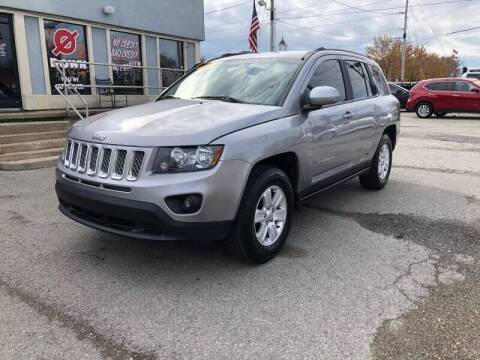 2017 Jeep Compass for sale at Bagwell Motors in Lowell AR