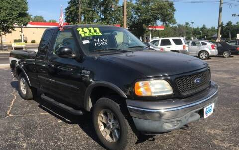 2003 Ford F-150 for sale at Klein on Vine in Cincinnati OH