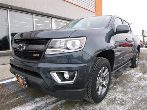 2019 Chevrolet Colorado for sale at Torgerson Auto Center in Bismarck ND
