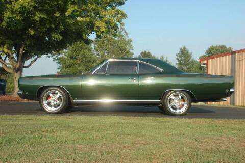 1968 Plymouth Belvedere for sale at Classic Car Deals in Cadillac MI