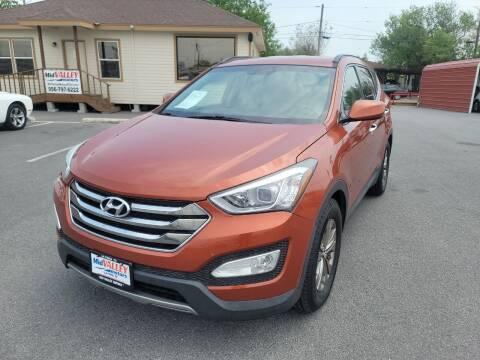 2013 Hyundai Santa Fe Sport for sale at Mid Valley Motors in La Feria TX