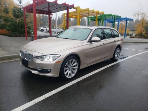 2014 BMW 3 Series for sale at Painlessautos.com in Bellevue WA