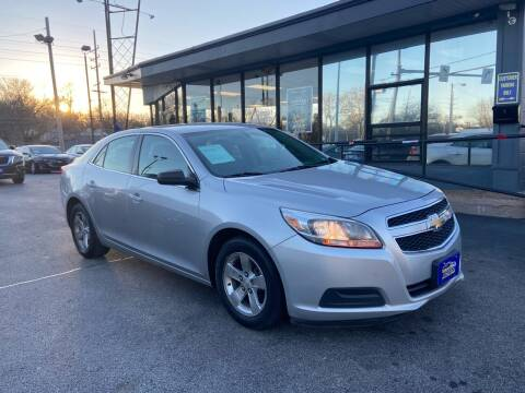 2013 Chevrolet Malibu for sale at Smart Buy Car Sales in St. Louis MO