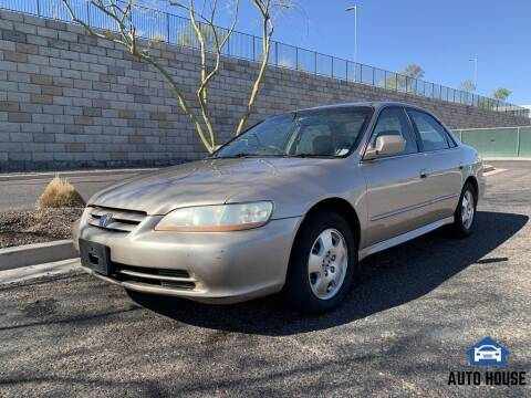 2002 Honda Accord for sale at AUTO HOUSE TEMPE in Tempe AZ