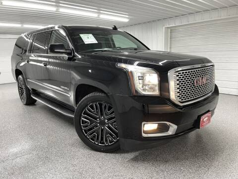 2016 GMC Yukon XL for sale at Hi-Way Auto Sales in Pease MN