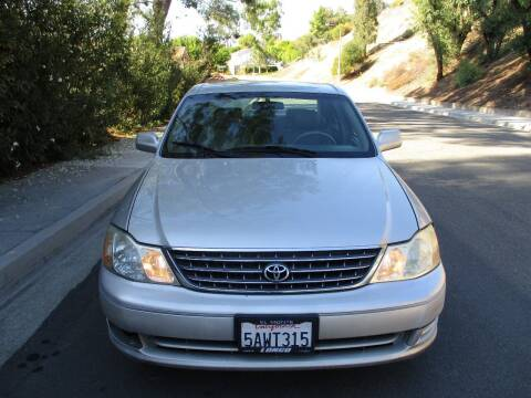 2003 Toyota Avalon for sale at Oceansky Auto in Los Angeles CA