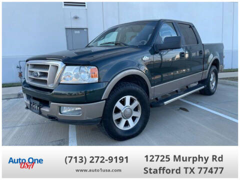 2005 Ford F-150 for sale at Auto One USA in Stafford TX