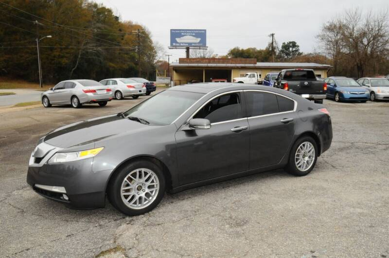 2010 Acura TL for sale at RICHARDSON MOTORS USED CARS - Buy Here Pay Here in Anderson SC