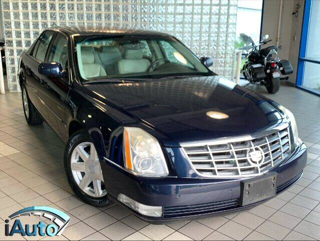 2007 Cadillac DTS for sale at iAuto in Cincinnati OH