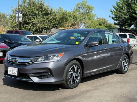 2017 Honda Accord for sale at Autodealz of Fresno in Fresno CA