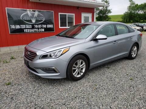 2015 Hyundai Sonata for sale at Vess Auto in Danville OH