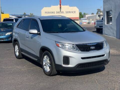 2015 Kia Sorento for sale at Brown & Brown Auto Center in Mesa AZ