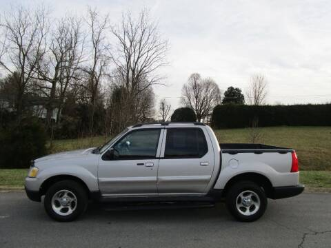 2005 Ford Explorer Sport Trac for sale at Variety Auto Sales in Abingdon VA