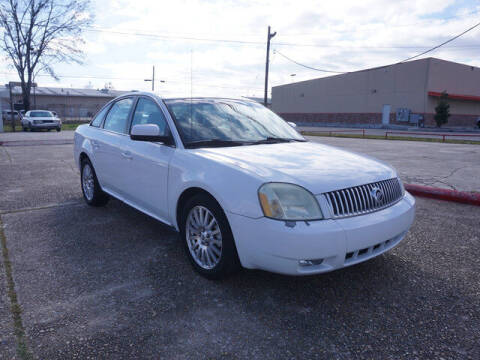 2007 Mercury Montego for sale at BLUE RIBBON MOTORS in Baton Rouge LA
