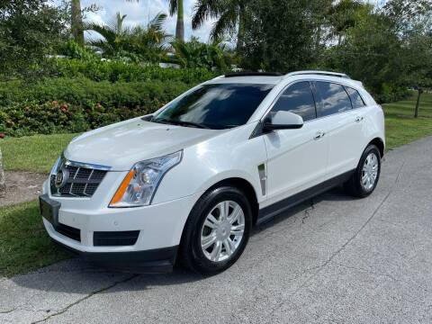 2010 Cadillac SRX for sale at D & P OF MIAMI CORP in Miami FL