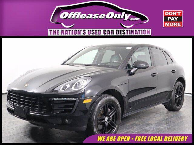2018 Porsche Macan for sale in Orlando, FL