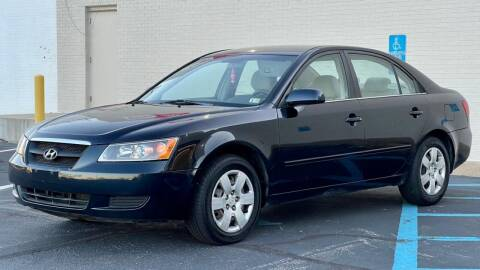 2008 Hyundai Sonata for sale at Carland Auto Sales INC. in Portsmouth VA