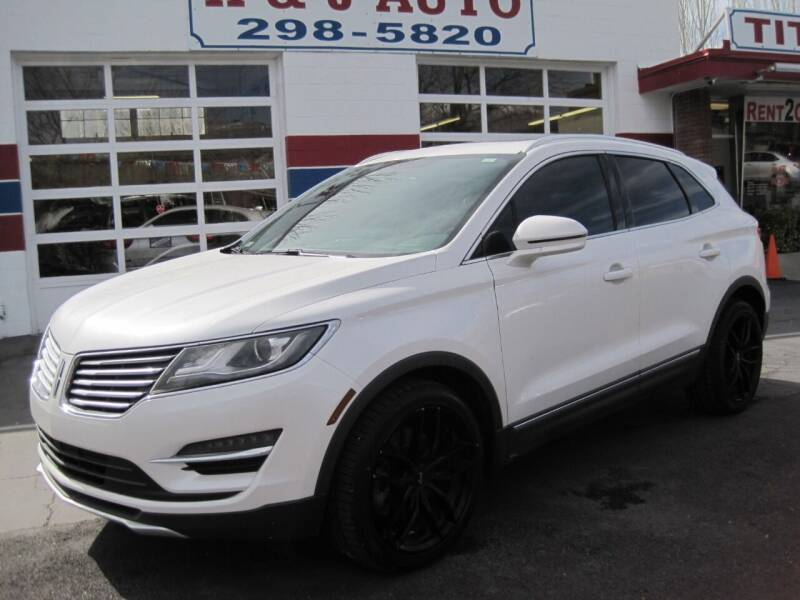 2015 Lincoln MKC for sale at K & J Auto Rent 2 Own in Bountiful UT