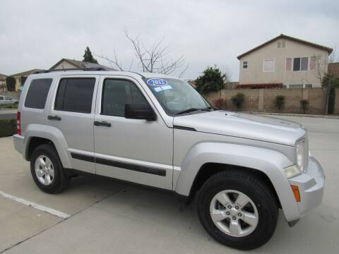 2012 Jeep Liberty for sale at 2Win Auto Sales Inc in Oakdale CA
