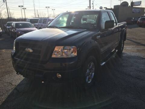 2008 Ford F-150 for sale at Payless Auto Sales LLC in Cleveland OH