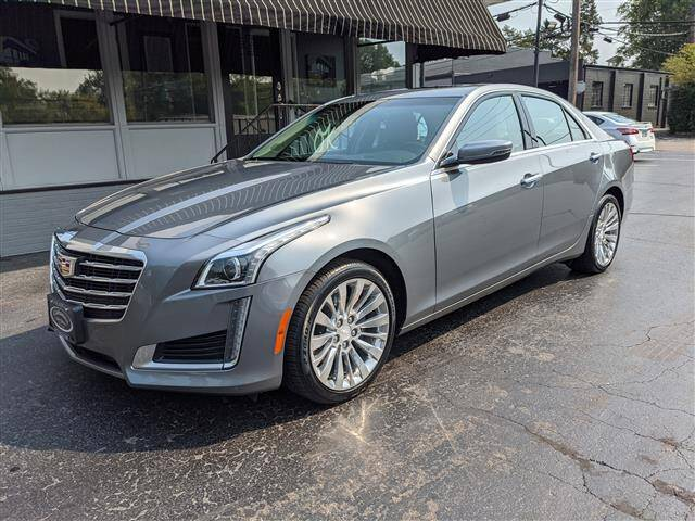 2019 Cadillac CTS for sale at GAHANNA AUTO SALES in Gahanna OH