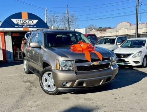 2013 Chevrolet Suburban for sale at OTOCITY in Totowa NJ